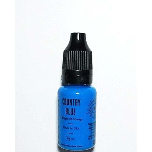RADIANT COUNTRY BLUE 1/2 OZ